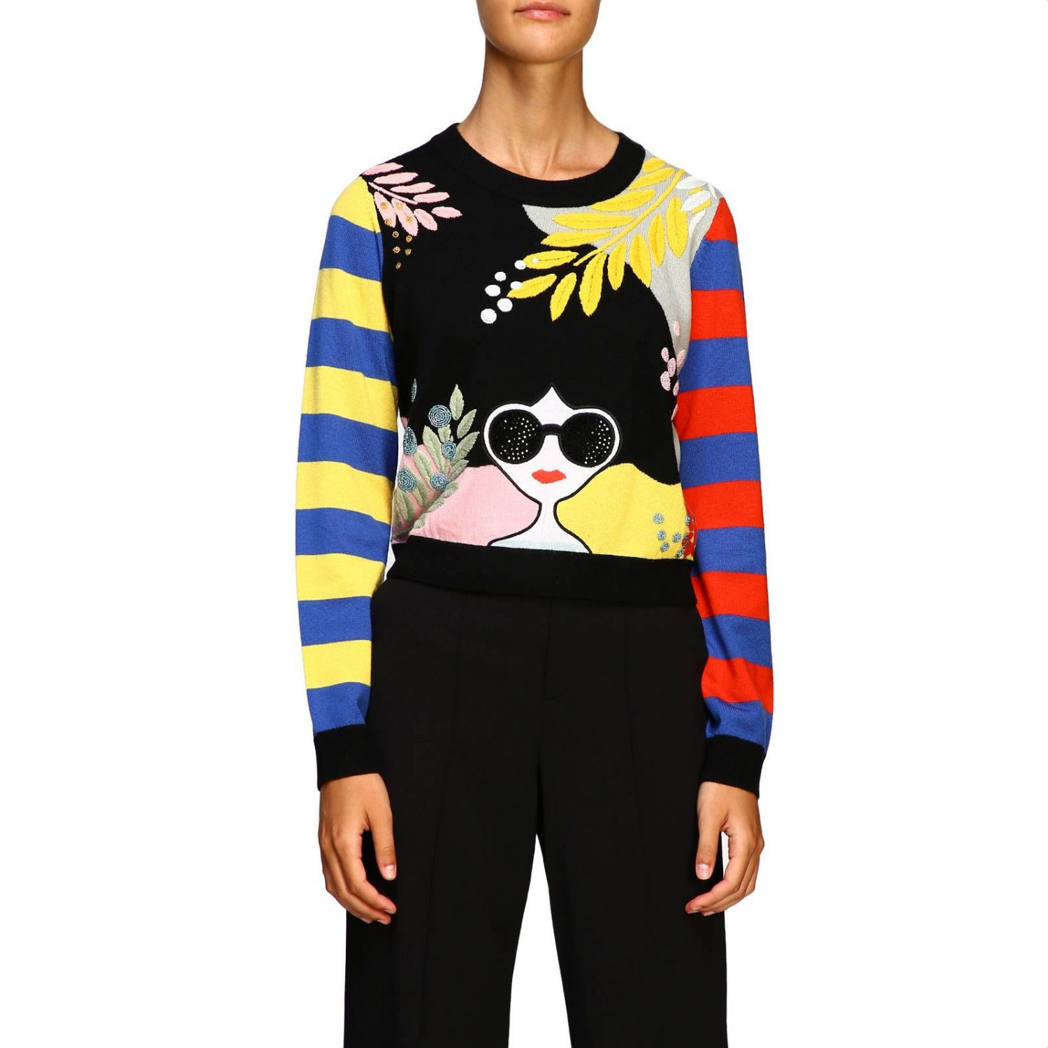 Jumper Alice+Olivia: Jumper women Alice+olivia multicolor 1