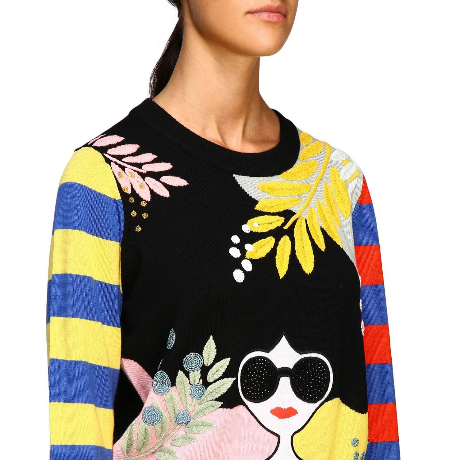 Jumper Alice+Olivia: Jumper women Alice+olivia multicolor 5