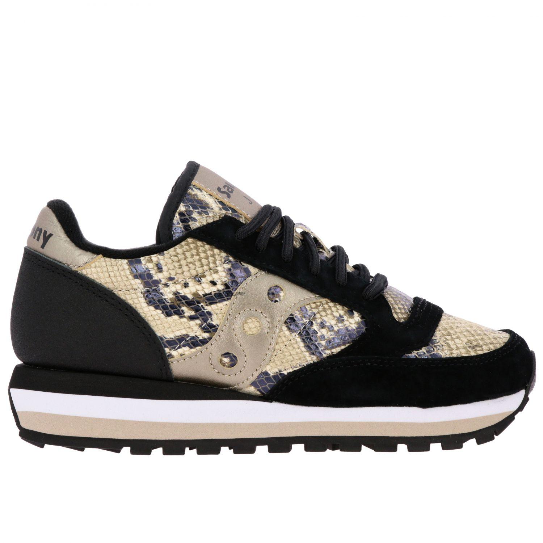 Sneakers Saucony: Sneakers donna Saucony nero 1