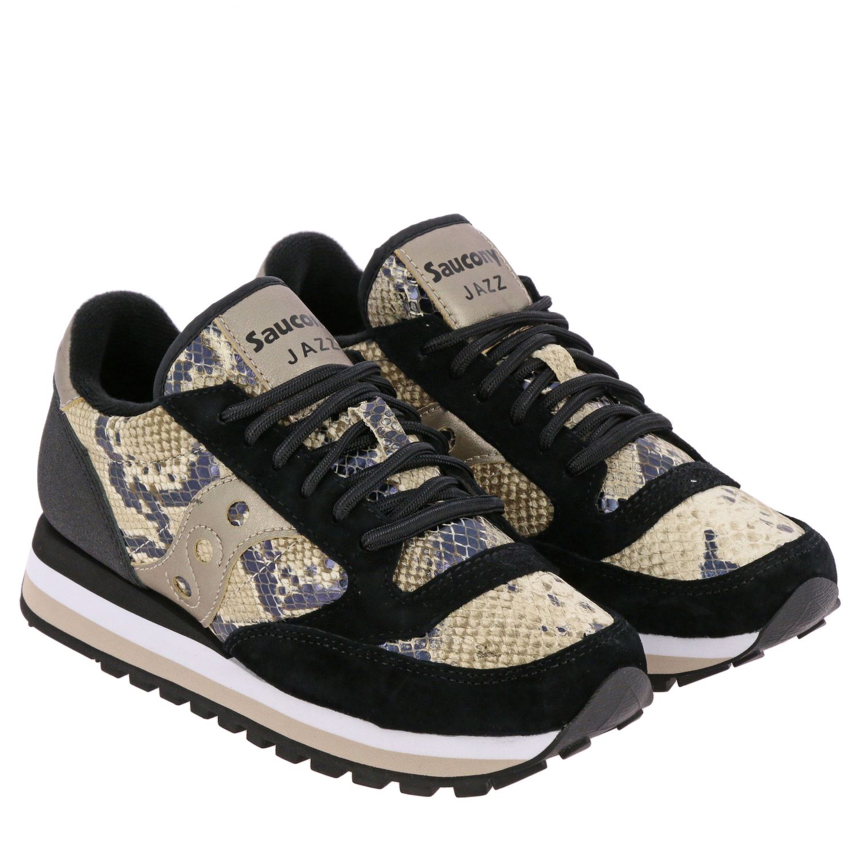 Sneakers Saucony: Sneakers donna Saucony nero 2