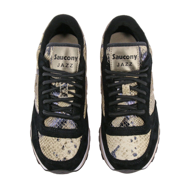 Sneakers Saucony: Sneakers donna Saucony nero 3