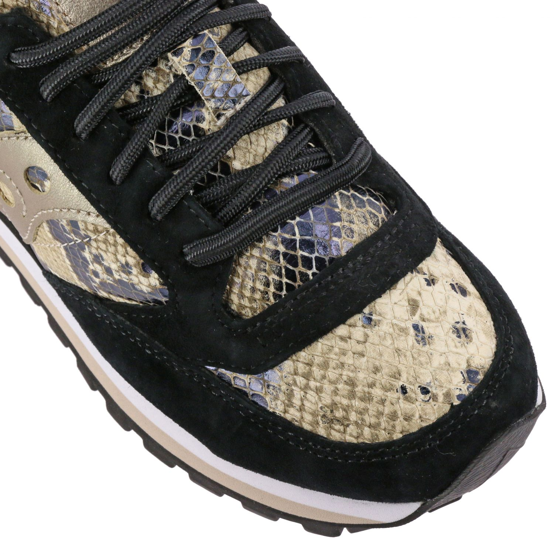 Sneakers Saucony: Sneakers donna Saucony nero 4