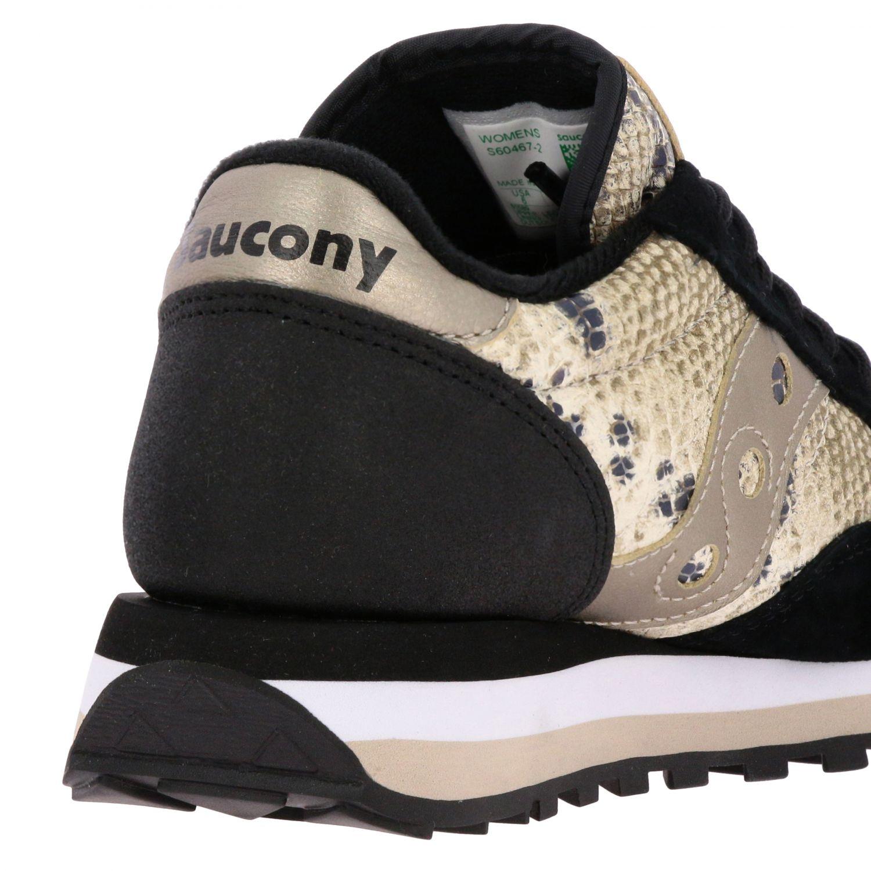 Sneakers Saucony: Sneakers donna Saucony nero 5