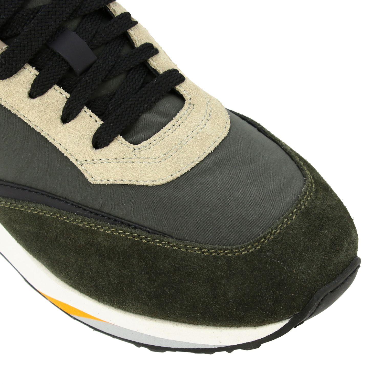Zapatillas Santoni: Zapatillas hombre Santoni verde 4