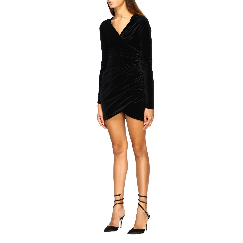 Dress Alexandre Vauthier: Dress women Alexandre Vauthier black 3