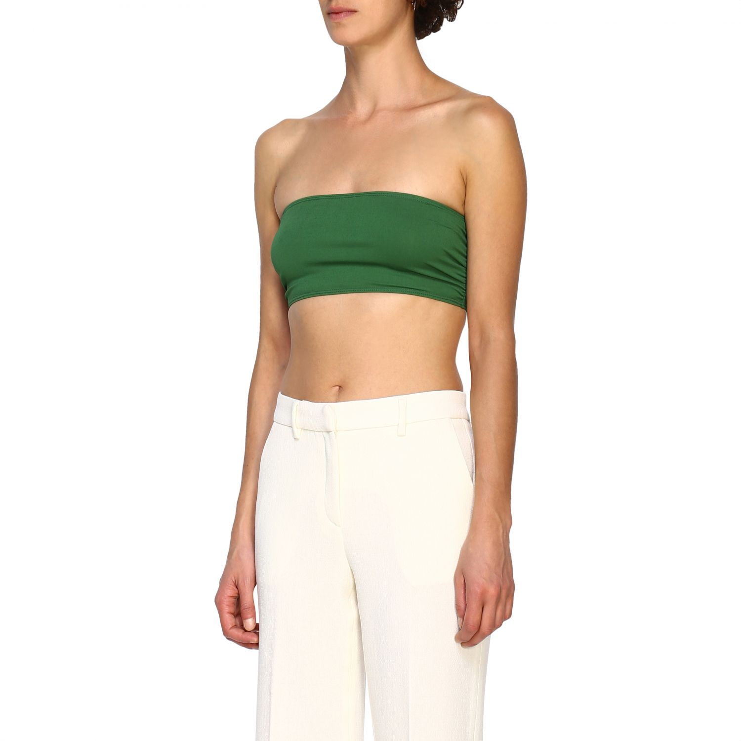 Top Alexandre Vauthier: Top women Alexandre Vauthier green 4