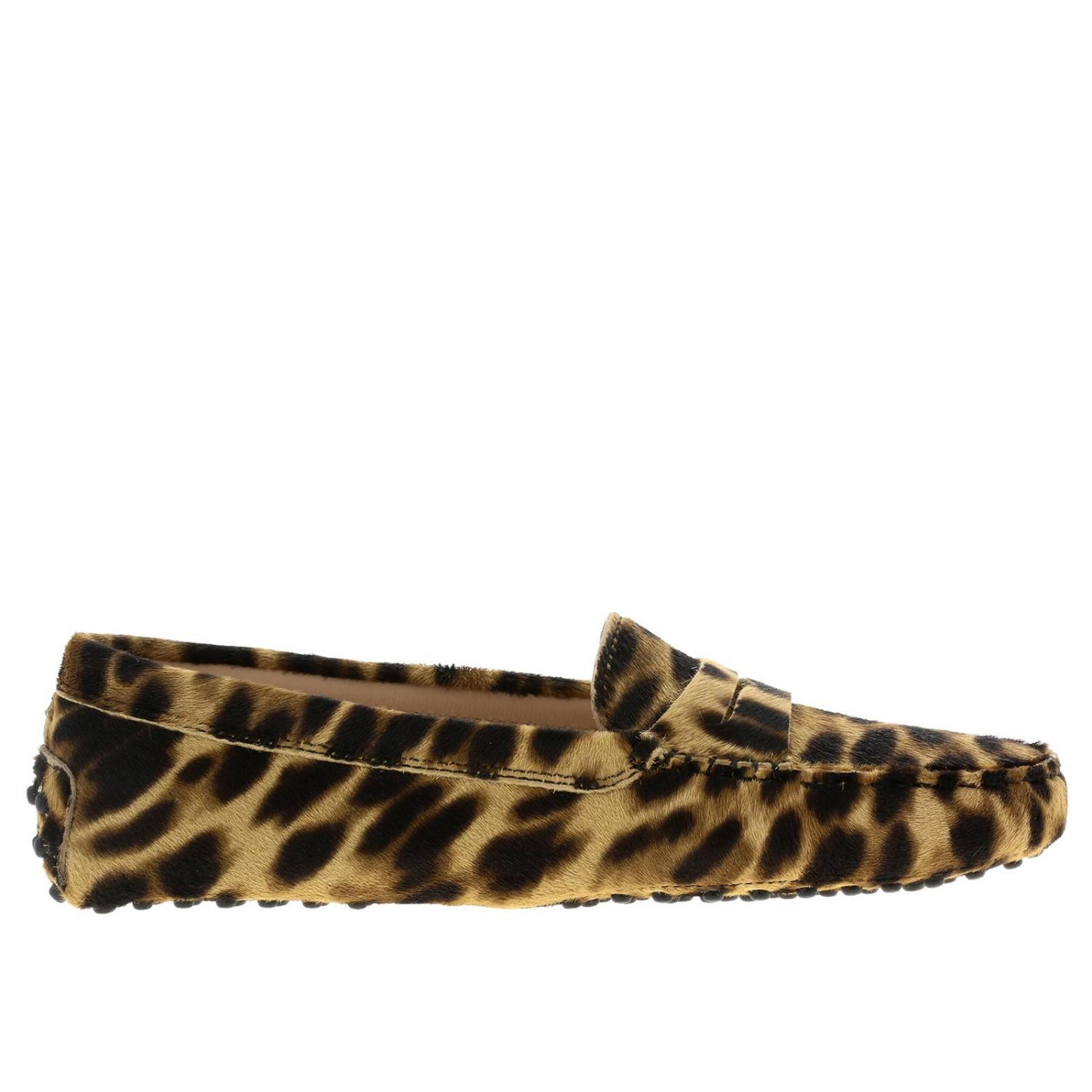 Tod's loafers in calfhair multicolor 1