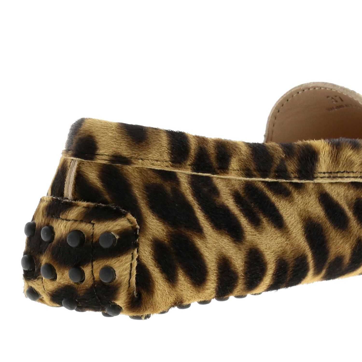 Tod's loafers in calfhair multicolor 5