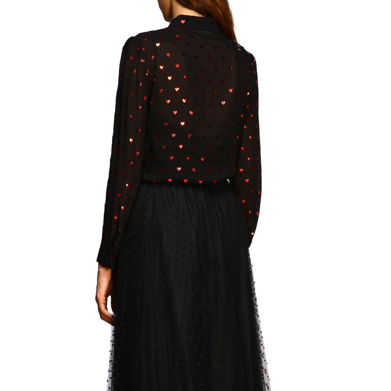 Shirt women Red Valentino black 3