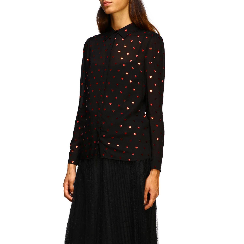 Shirt women Red Valentino black 4