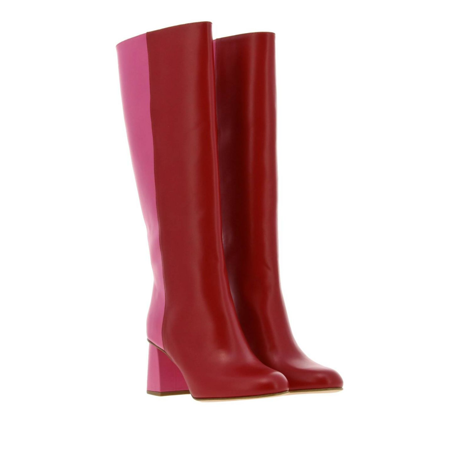 Boots women Red(v) red 2