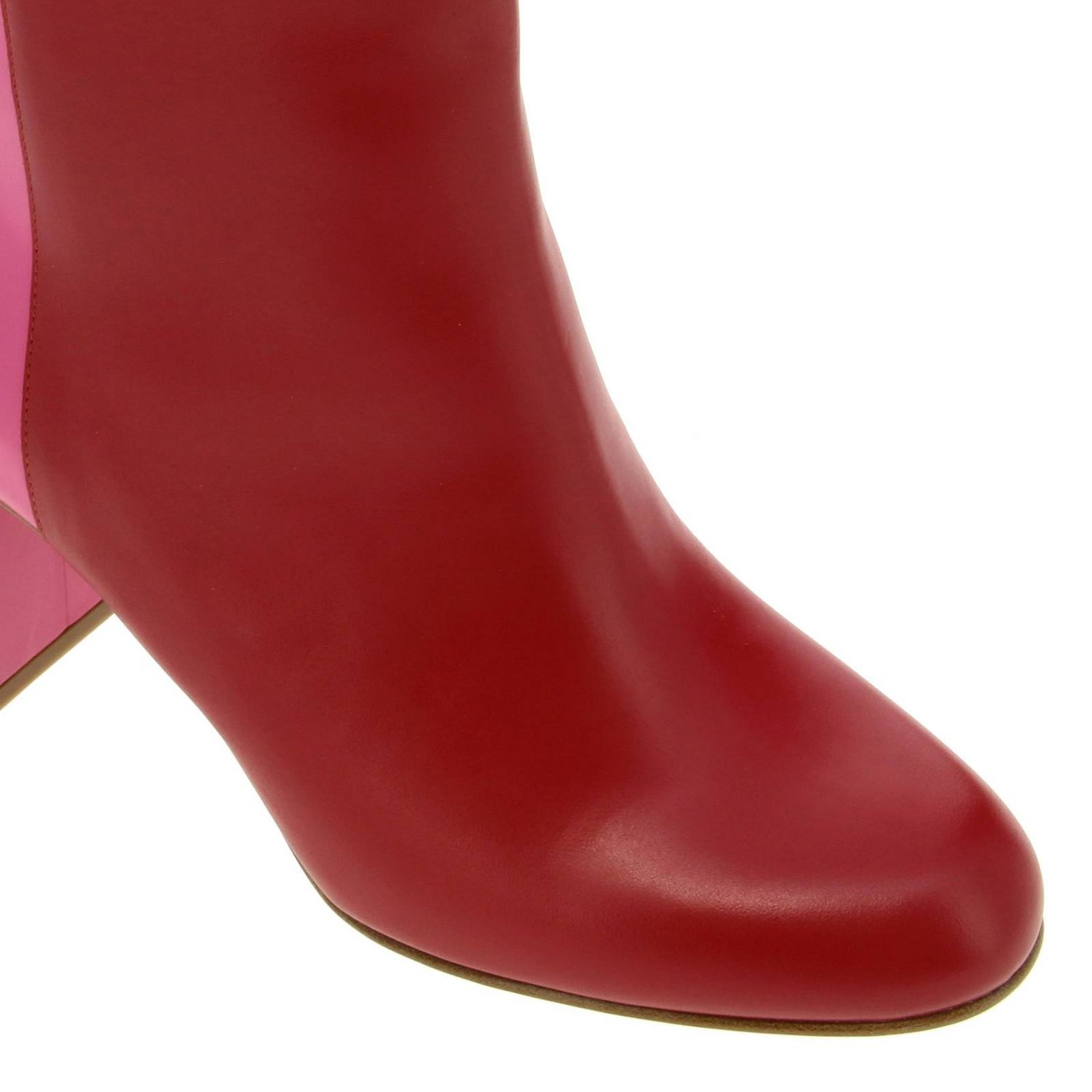 Boots women Red(v) red 3