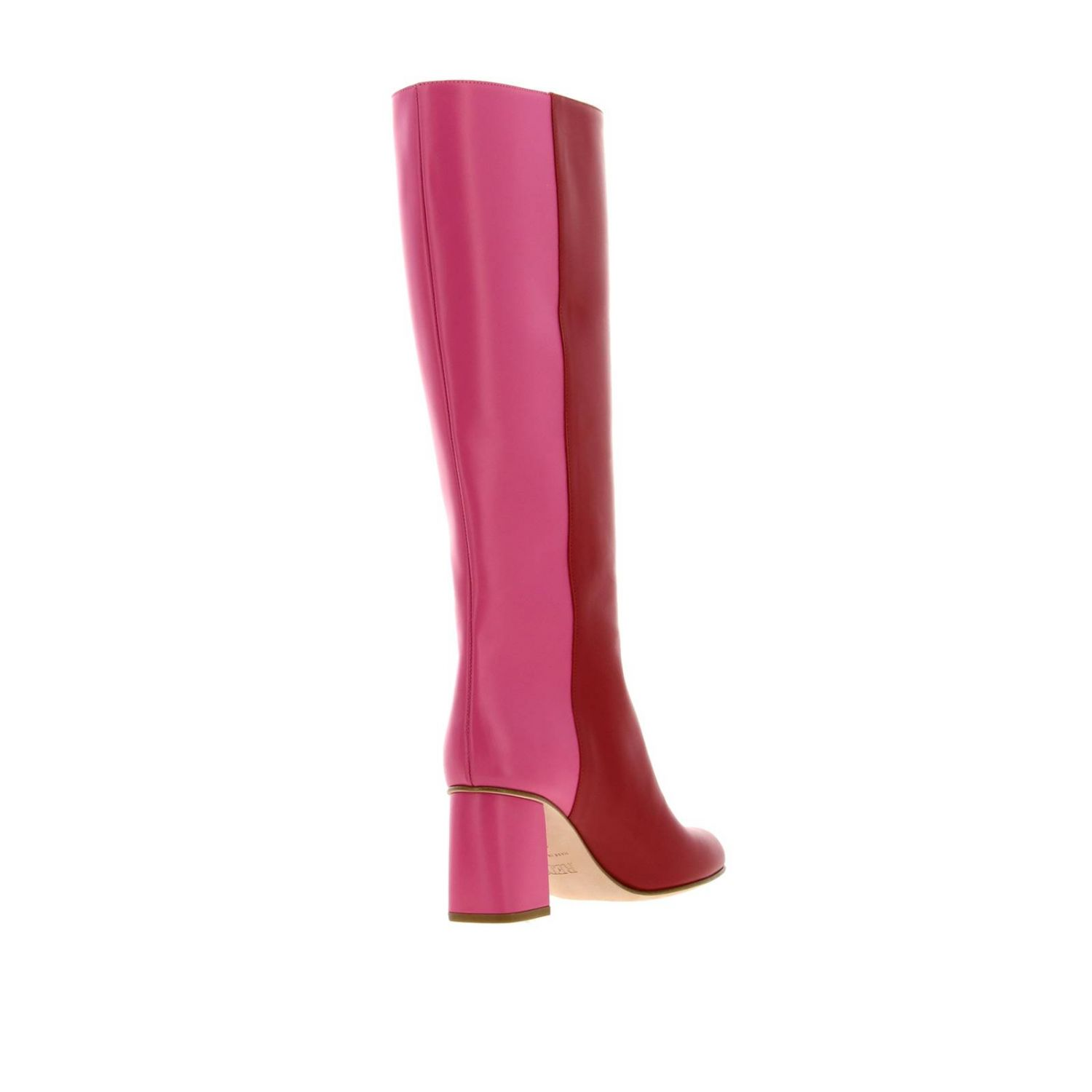 Boots women Red(v) red 4