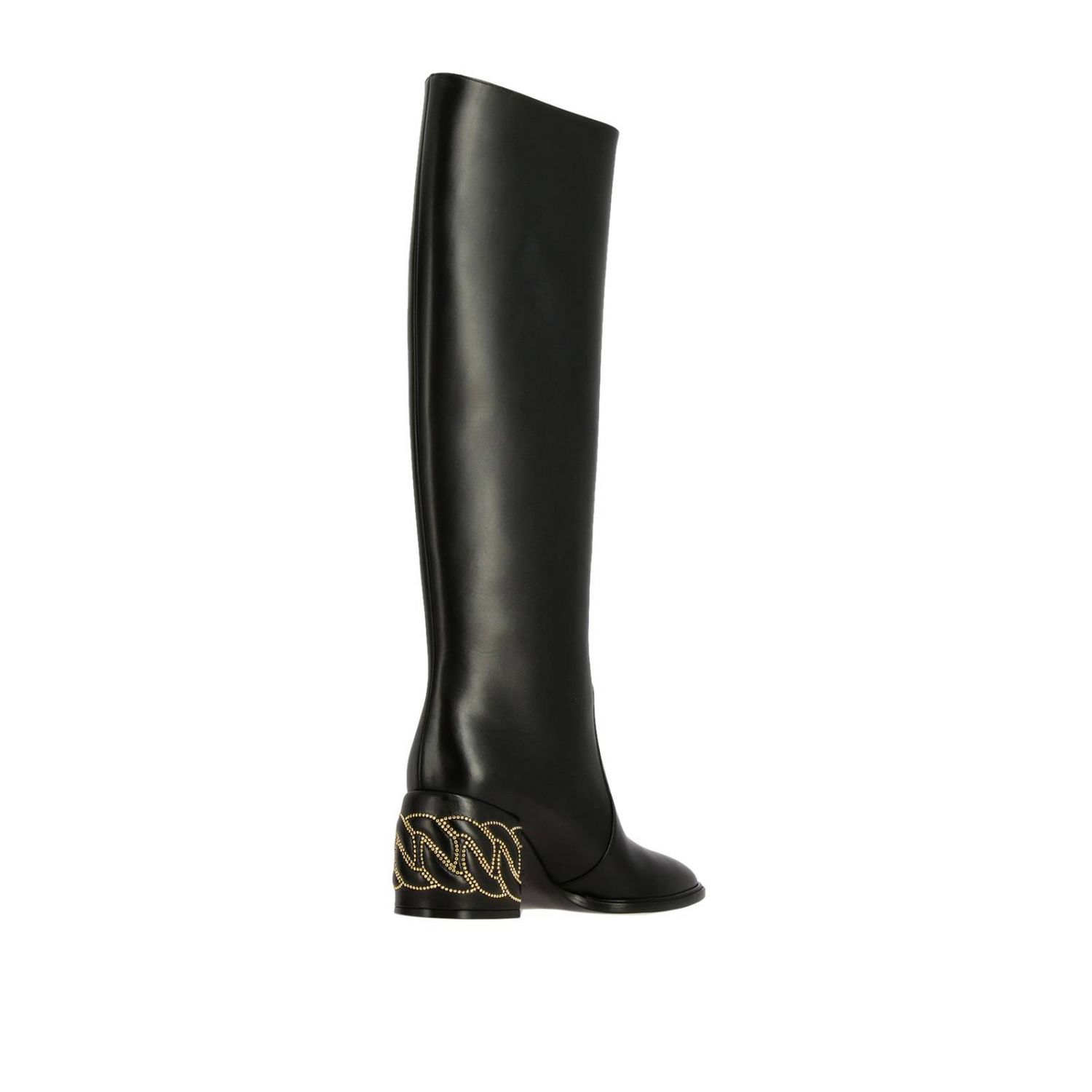 Boots women Casadei black 4