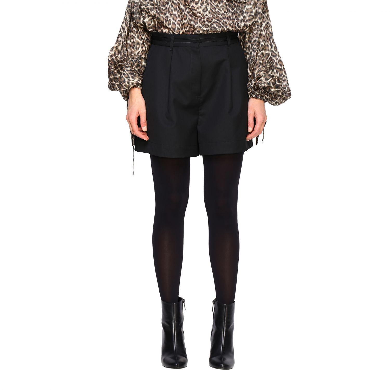 Pantalones cortos mujer Kenzo negro 1
