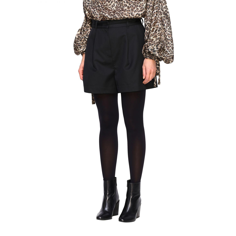 Pantalones cortos mujer Kenzo negro 4