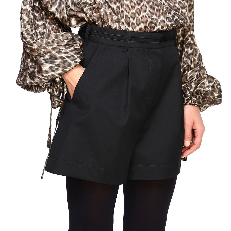 Pantalones cortos mujer Kenzo negro 5