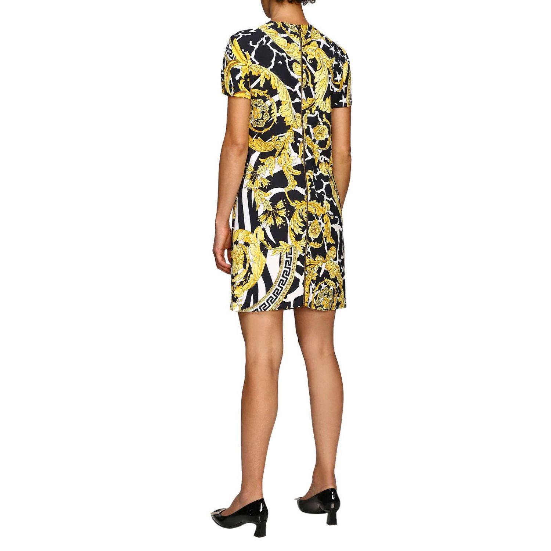 Robes femme Versace noir 3