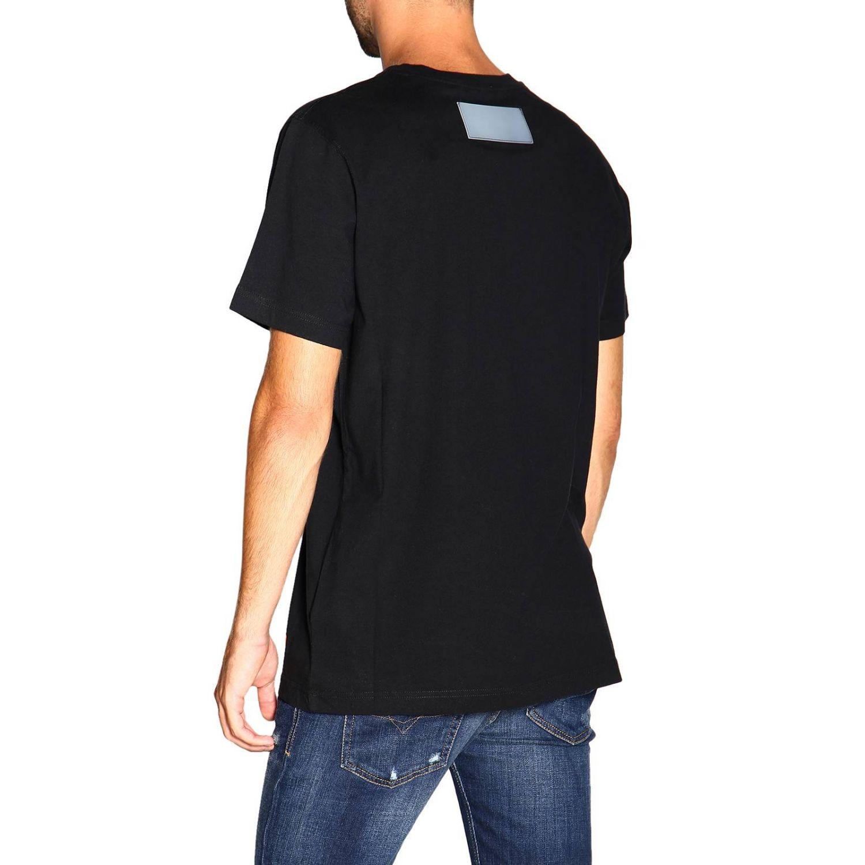 Heron Preston 印花短袖T恤 黑色 3