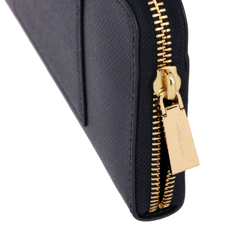 Wallet Michael Michael Kors: Wallet women Michael Michael Kors blue 4