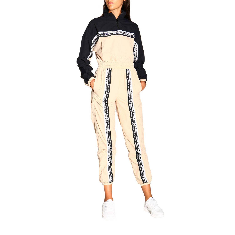 Felpa donna Adidas Originals nero 2
