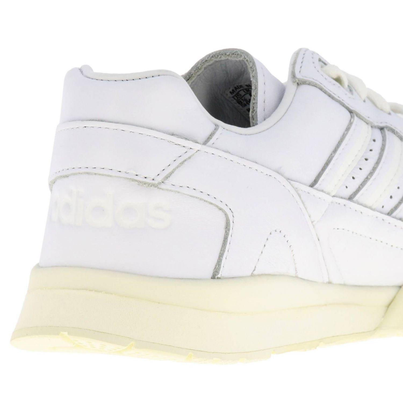 运动鞋 Adidas Originals: Adidas Originals 真皮运动鞋 白色 4