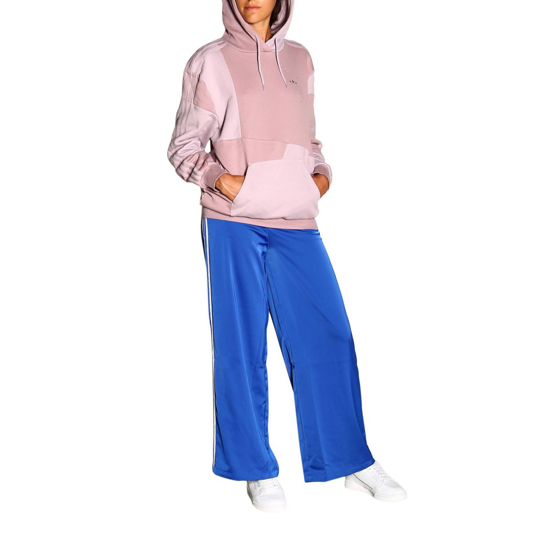 裤子 Adidas Originals: 裤子 女士 Adidas Originals 皇家蓝 2