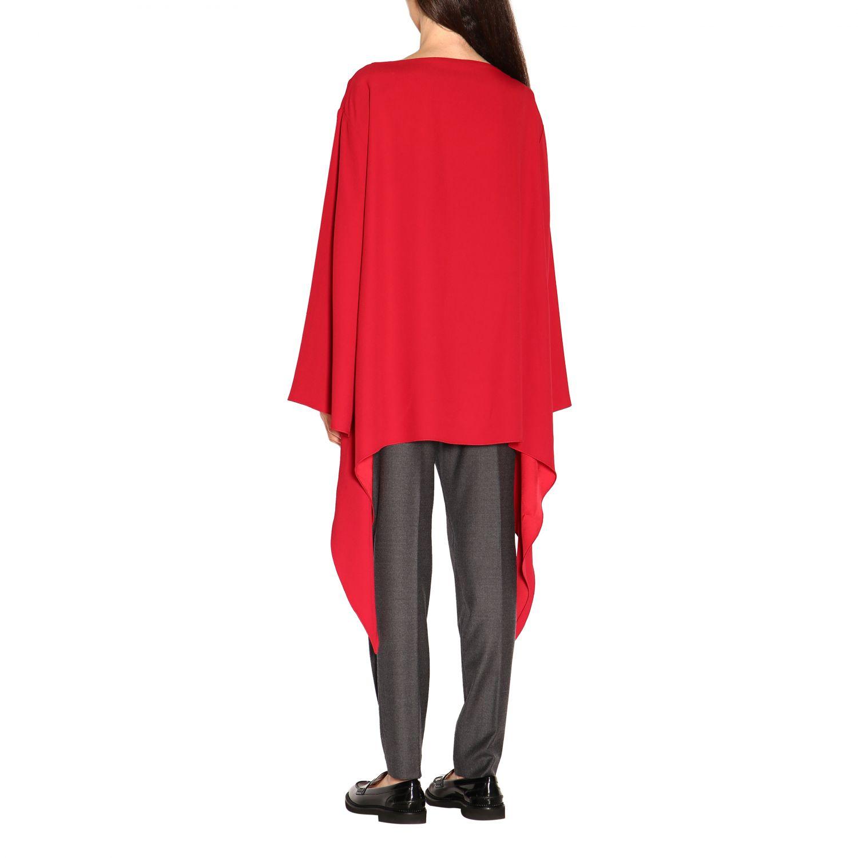 Cloak Alberta Ferretti: Top women Alberta Ferretti red 2