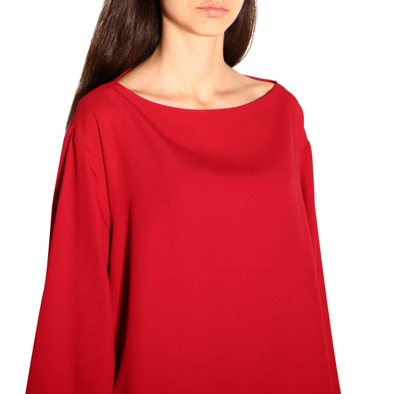 Cloak Alberta Ferretti: Top women Alberta Ferretti red 4