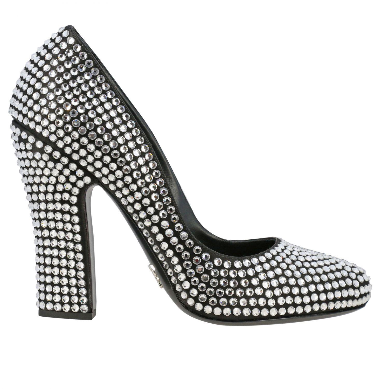 High Heel Shoes Prada 1I846L 2AWL Giglio EN