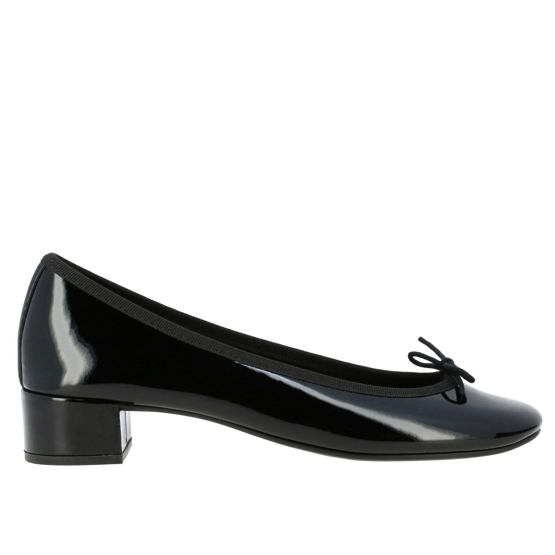 Manoletinas mujer Repetto negro 1