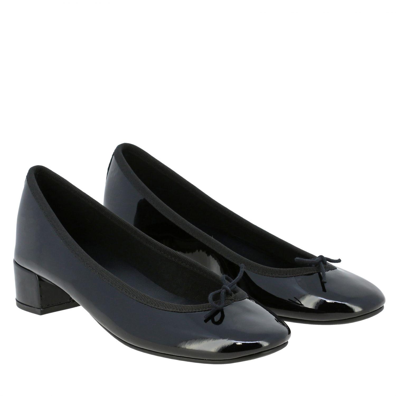 Manoletinas mujer Repetto negro 2
