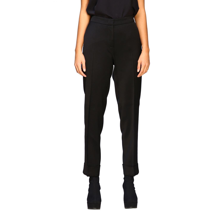 Trousers Pt: Trousers women Pt black 1