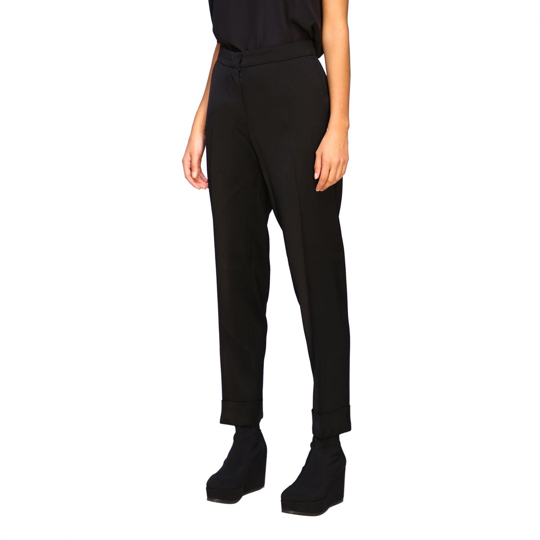 Trousers Pt: Trousers women Pt black 3