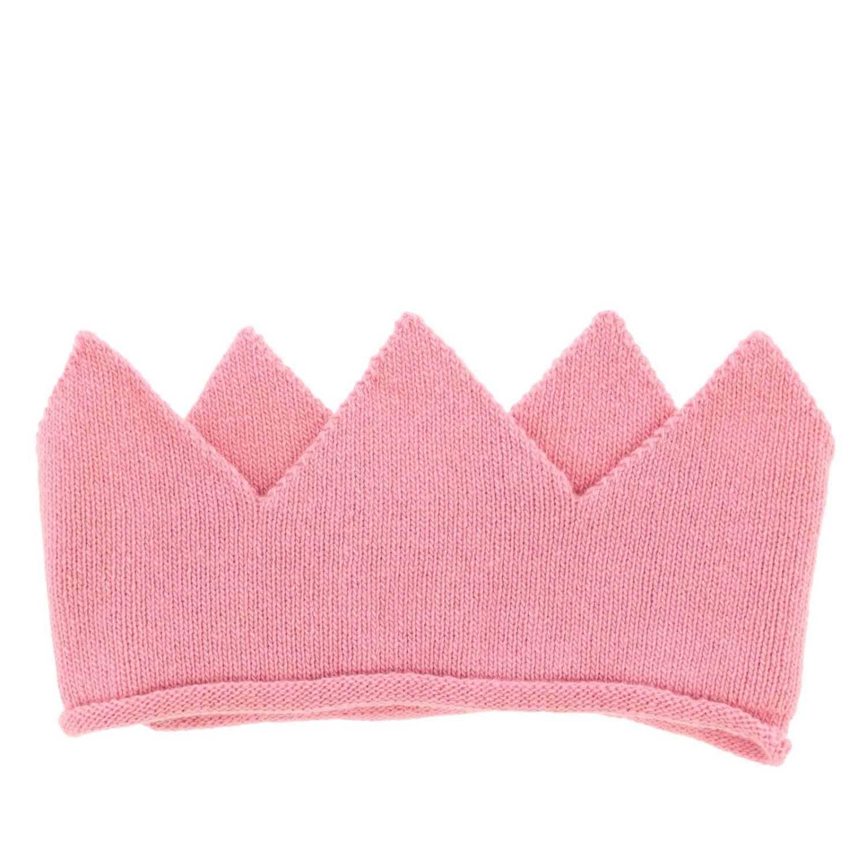 Broches niños Il Gufo rosa 1