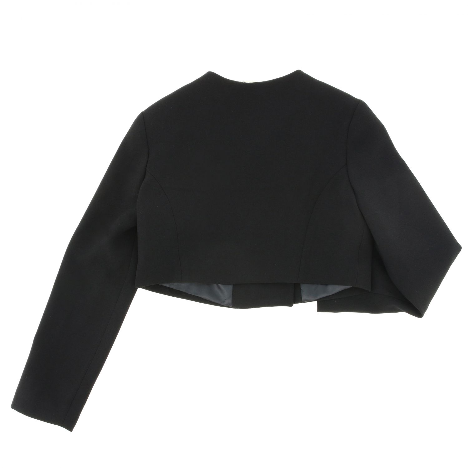 Jacket kids Elisabetta Franchi black 2