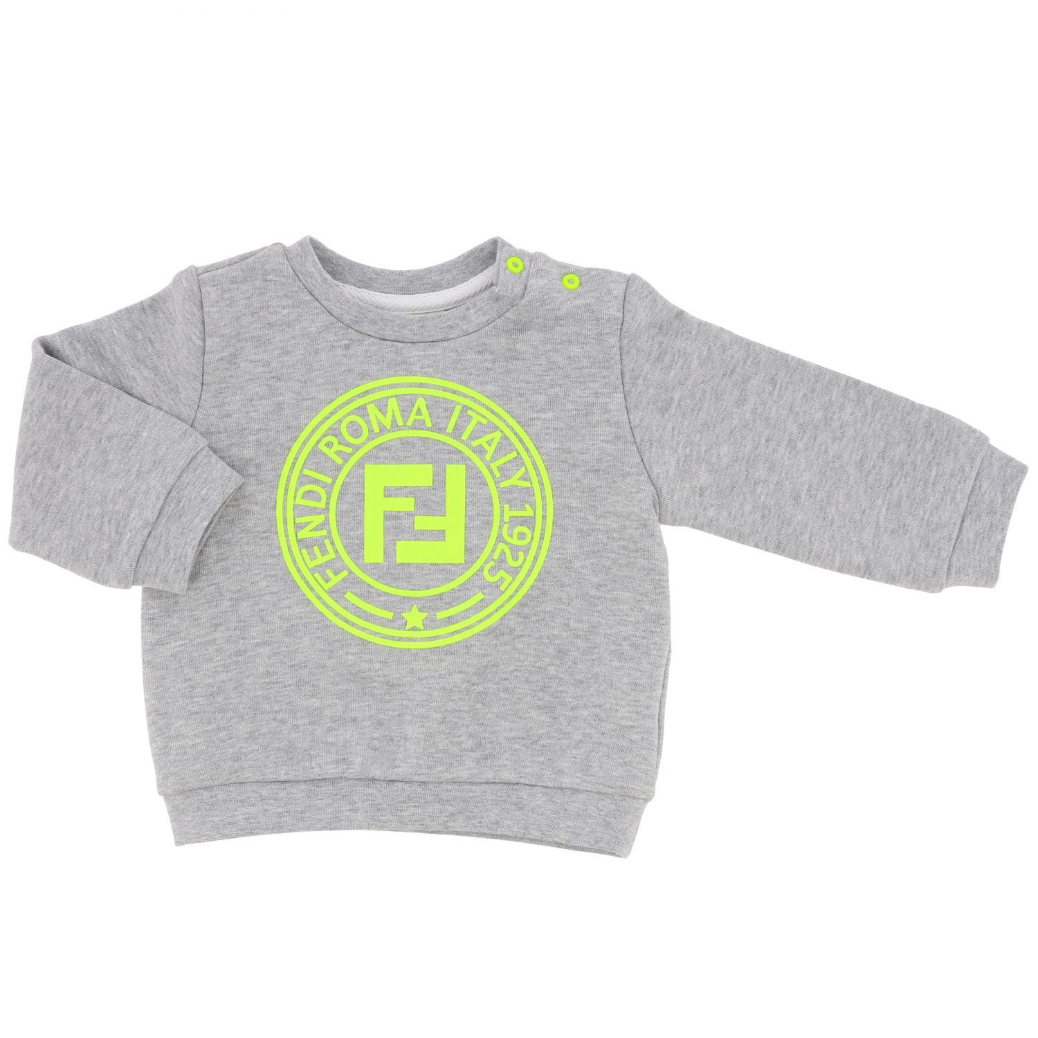 Jumper kids Fendi grey 1