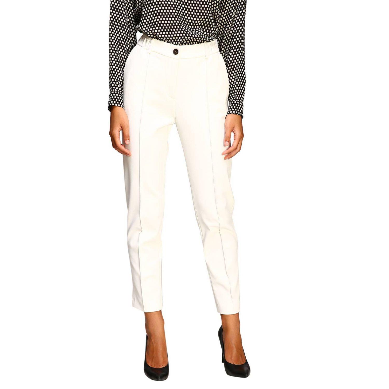 Pantalone donna Alysi panna 1
