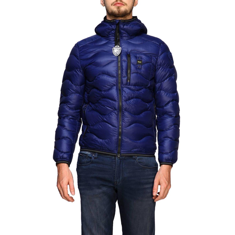 Jacket men Blauer blue 1
