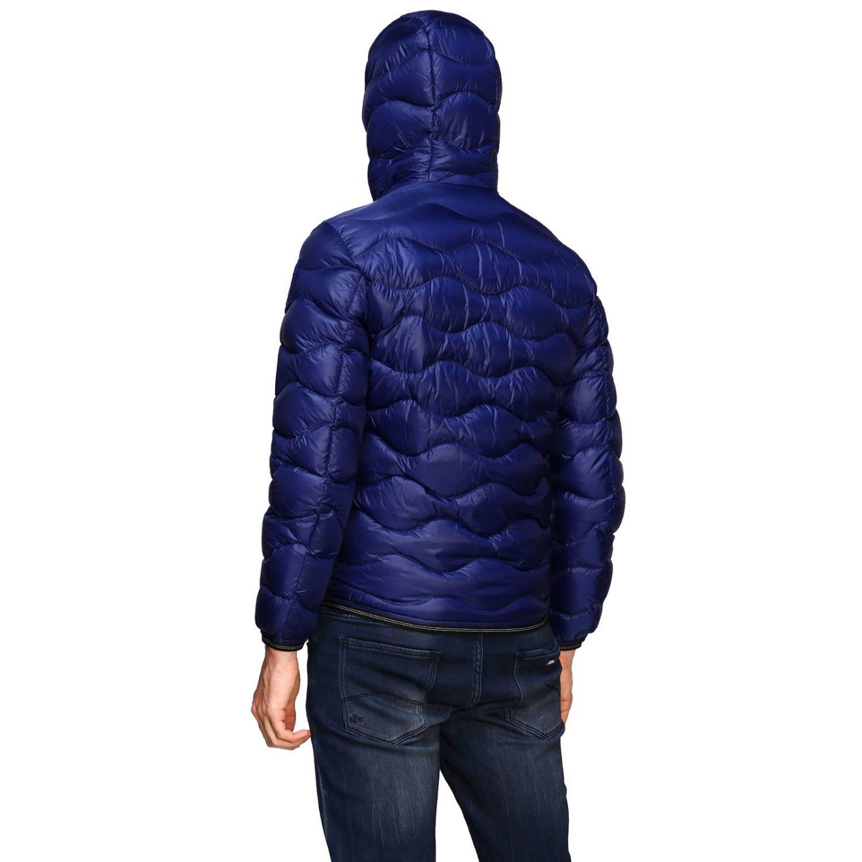 Jacket men Blauer blue 3