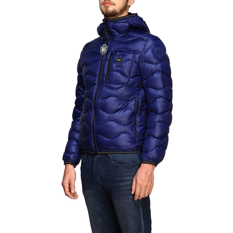 Jacket men Blauer blue 4