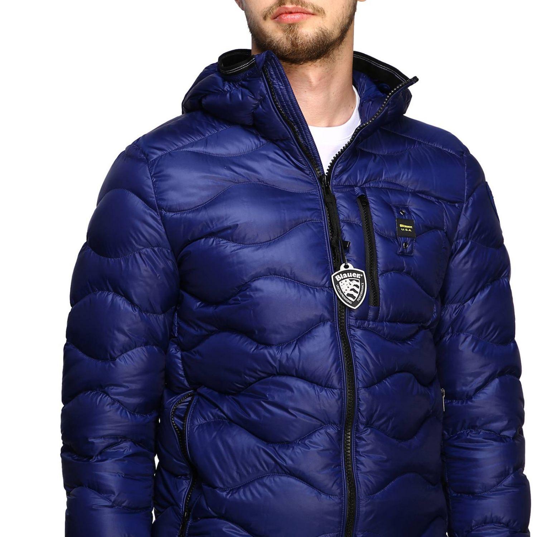 Jacket men Blauer blue 5