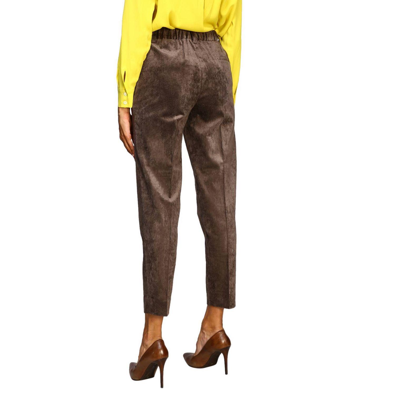 Pantalon femme Antonelli marron 3