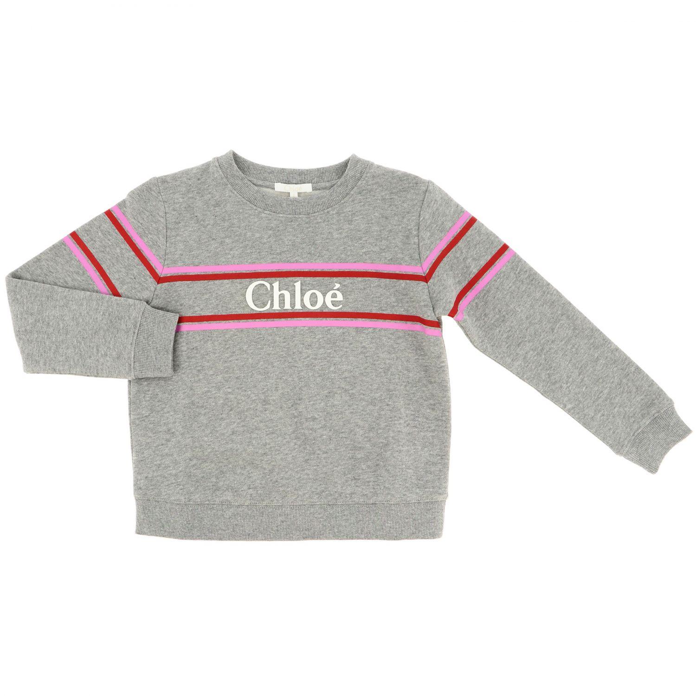 Jersey Chloé: Jersey niños ChloÉ gris 1