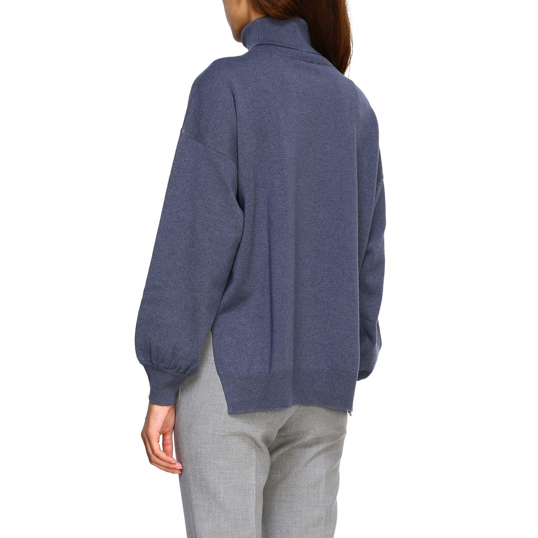 Sweater women Peserico grey 3