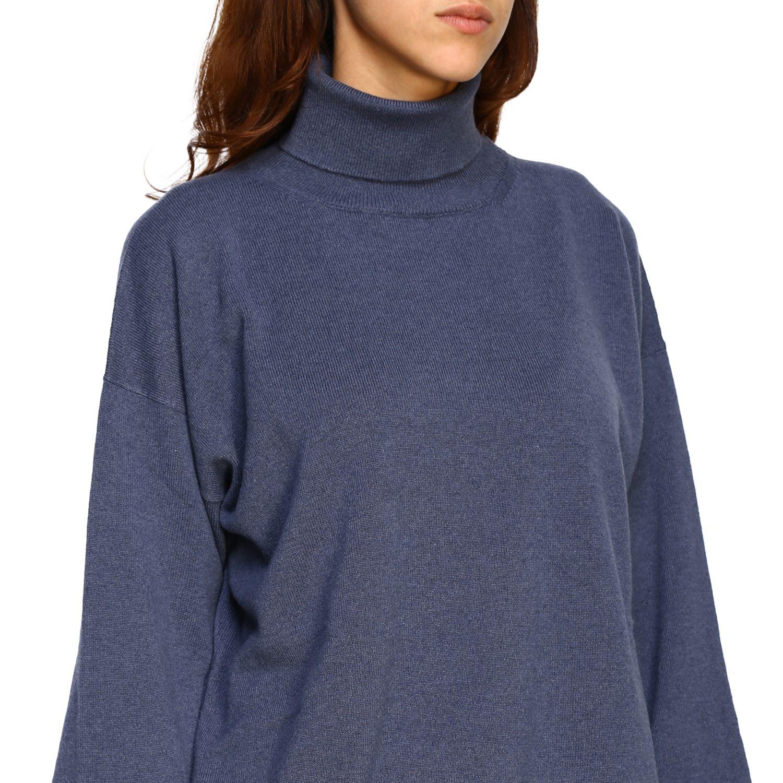 Sweater women Peserico grey 5