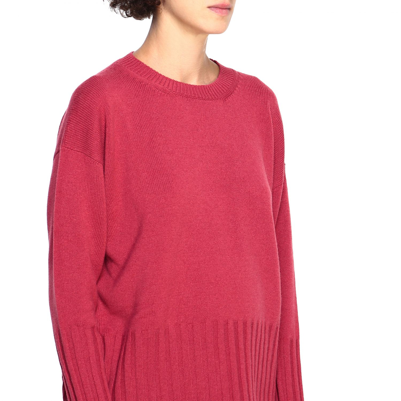 Sweater women Peserico amaranth 5