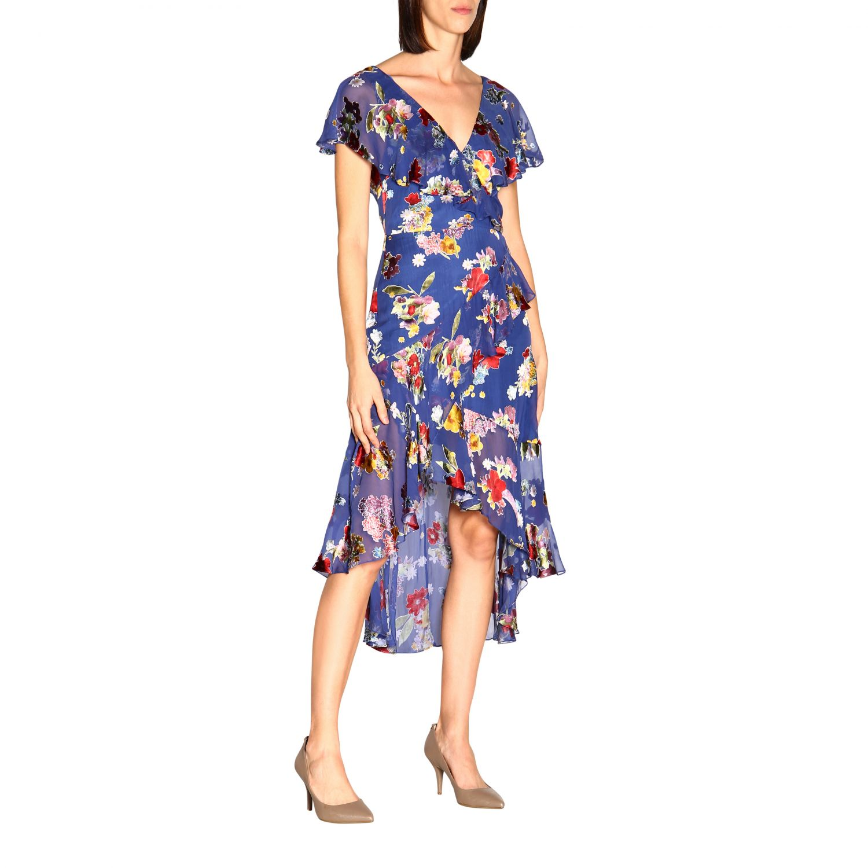 Dress Alice+Olivia: Dress women Alice+olivia multicolor 1