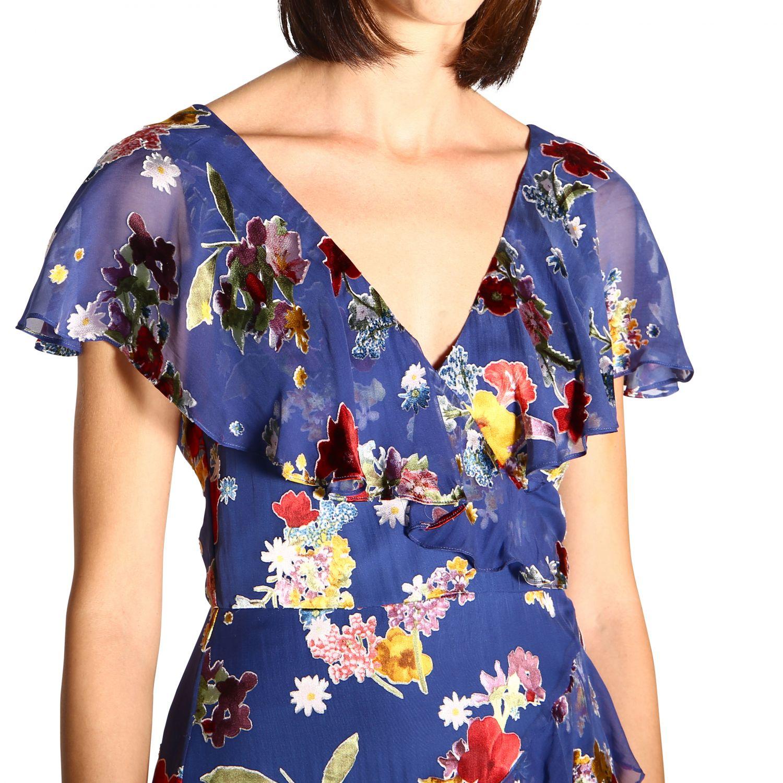 Dress Alice+Olivia: Dress women Alice+olivia multicolor 4