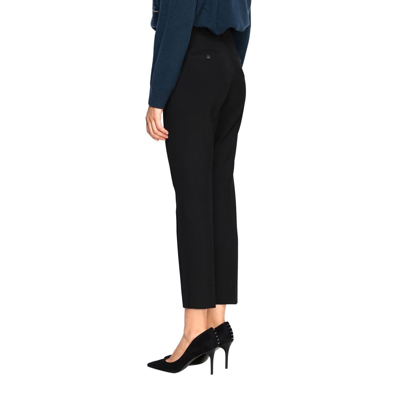 Pantalone Peserico: Pantalone donna Peserico nero 3
